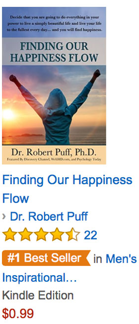 Finding Our Happiness Flow in Amazon
